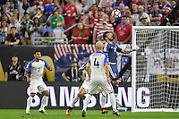 Houston, TX - Tuesday June 21, 2016: Ezequiel Lavezzi during a Copa America Centenario semifinal match between United States (USA) and Argentina (ARG) at NRG Stadium.