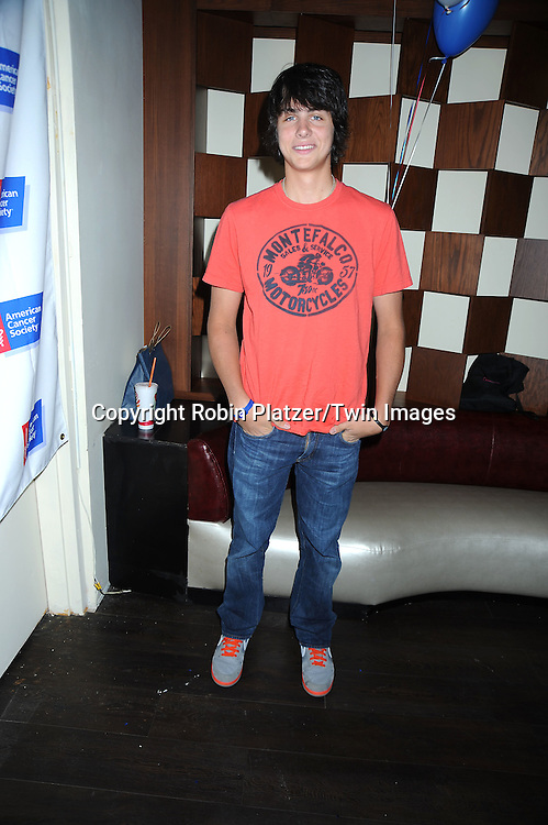Mick Hazen attending the 7th Annual Daytime Stars and Strikes Bowling Event on October 10, 2010 at Leisure Time Bowling Facility in New York City. The event benefited The American Cancer Society.