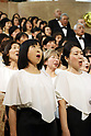 32nd annual concert for year-end shoppers at Mitsukoshi