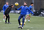 St Johnstone Training 29.01.21