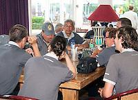 06-06-10, Tennis, Den Haag, Playoffs Eredivisie, Scheidsrechters
