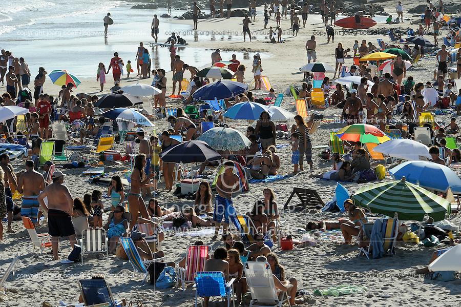 URUGUAY Beach La Barra with near Punta del Este