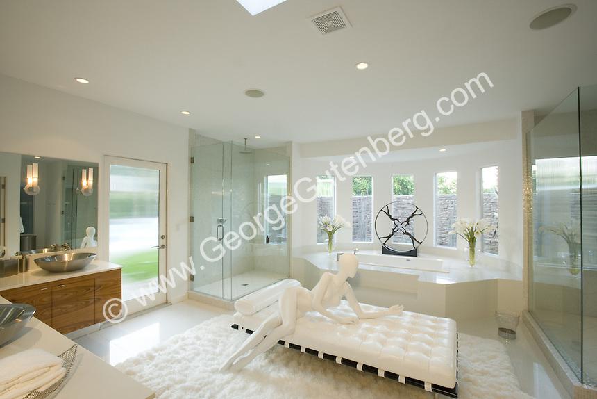 Stock photo of master bath, en suite, bathroom