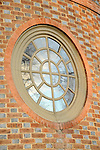 """Round window Capitol Colonial Williamsburg Virginia, round window, window,Colonial Williamsburg Virginia is historic district 1699 to 1780 which made colonial Virgnia's Capital, for most of the 18th century Williamsburg was the center of government education and culture in Colony of Virginia, George Washington, Thomas Jefferson, Patrick Henry, James Monroe, James Madison, George Wythe, Peyton Randolph, and others molded democracy in the Commonwealth of Virginia and the United States, Motto of Colonial Williamsburg is """"The furture may learn from the past,"""" Colonial Williamsburg Virginia,Colonial Williamsburg Virginia, American Revolution Virginia Colony, James River, York River, Middle Plantation, Jamestown, Yorktown, 1607, Native American, Powhatan Confederacy, House of Burgesses, William and Mary,"""