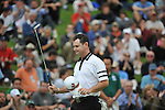 Feb 22, 2009: Rory Sabbatini with a strong final round at the Northern Trust Open 2009 in the Pacific Palisades, California.