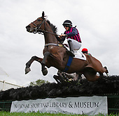 5th Maiden Claiming Hurdle - Argentic