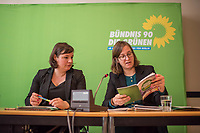2017/12/07 Berlin | Bündnis 90/Grüne | 1 Jahr Rot-Rot-Grüne Landesregierung