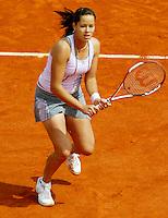 1-6-06,France, Paris, Tennis , Roland Garros, Ivanovic