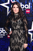 Aimee Vivian<br /> arriving for the Global Awards 2020 at the Eventim Apollo Hammersmith, London.<br /> <br /> ©Ash Knotek  D3559 05/03/2020