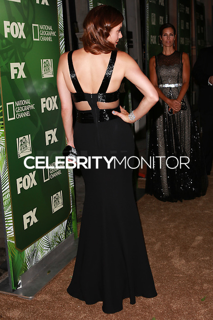 LOS ANGELES, CA, USA - AUGUST 25: Kate Walsh at the FOX, 20th Century FOX Television, FX Networks And National Geographic Channel's 2014 Emmy Award Nominee Celebration held at Vibiana on August 25, 2014 in Los Angeles, California, United States. (Photo by David Acosta/Celebrity Monitor)
