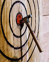2019 US Open Axe Throwing Championship