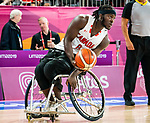 Blaise Mutware, Lima 2019 - Wheelchair Basketball // Basketball en fauteuil roulant.<br />