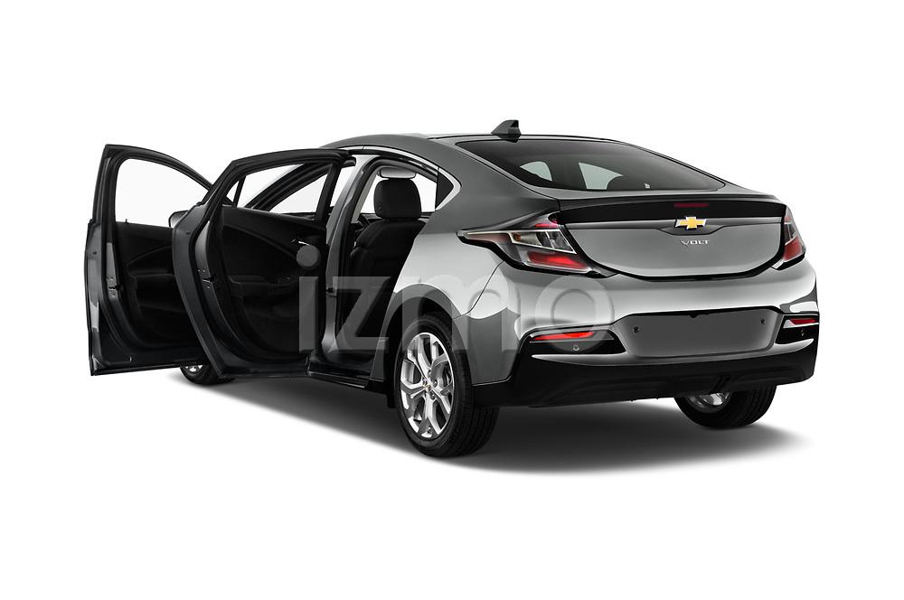 Car images of 2018 Chevrolet Volt Premier 5 Door Hatchback Doors