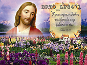 Alfredo, EASTER RELIGIOUS, OSTERN RELIGIÖS, PASCUA RELIGIOSA, paintings+++++,BRTOLP8471,#er# Jesus