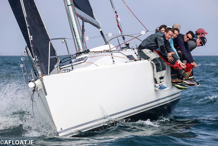 J109 Artful DodJer from Kinsale Yacht Club lies eighth