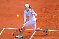 10th October 2020, Roland Garros, Paris, France; French Open tennis, Ladies singles final 2020;  Iga Swiatek Pol