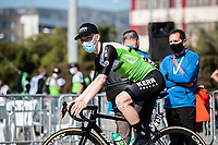 24th March 2021; Castelldefels, Catalonia, Spain; Volta Catalunya Cycling Tour stage 3 from Canal Olimpic de Catalunya to Vallter 2000; ROGER ADRIA of team KERN PHARMA