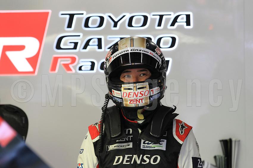 #7 TOYOTA GAZOO RACING (JPN) TOYOTA GR010  HYPERCAR -  KAMUI KOBAYASHI (JPN)
