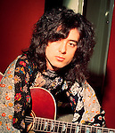 Led Zeppelin 1970 Jimmy Page..
