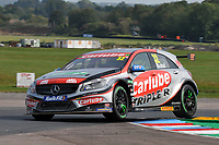 Round 5 of the 2020 British Touring Car Championship. #32 Jack Butel. Carlube Tripler Racing with MAC Tools. Mercedes Benz A-Class.