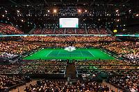 ABN AMRO World Tennis Tournament, Rotterdam, The Netherlands, 19 Februari, 2017<br /> Photo: Henk Koster