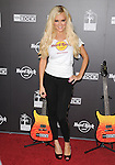 Bridget Marquardt at The Hard Rock Cafe Hollywood's grand opening party in Hollywood, California on October 21,2010                                                                               © 2010 Hollywood Press Agency
