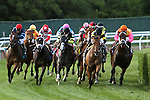 June 6, 2014: Charming Kitten with John Velazquez win the 1st running of theBelmont Gold Cup Invitational Stakes for 4-year olds & up, going 2 miles on the Turf at Belmont Park. Trainer: Todd PLetcher. Owner:Kenneth & Sarah Ramsey. Sue Kawczynski/ESW/CSM