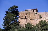 Europe/Provence-Alpes-Côte d'Azur/83/Var/Iles d'Hyères/Ile de Port-Cros: Le Fort du Moulin