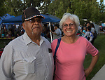 The Fredericks during the Stewart Father's Day Pow Wow in Carson City on Friday, June 16, 2017.