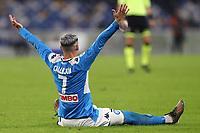 Jose Callejon of Napoli dejection<br /> Napoli 09-11-2019 Stadio San Paolo <br /> Football Serie A 2019/2020 <br /> SSC Napoli - Genoa CFC<br /> Photo Cesare Purini / Insidefoto