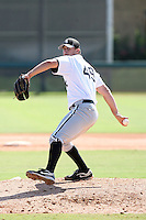 Taylor Thompson - Chicago White Sox - 2010 Instructional League.Photo by:  Bill Mitchell/Four Seam Images..