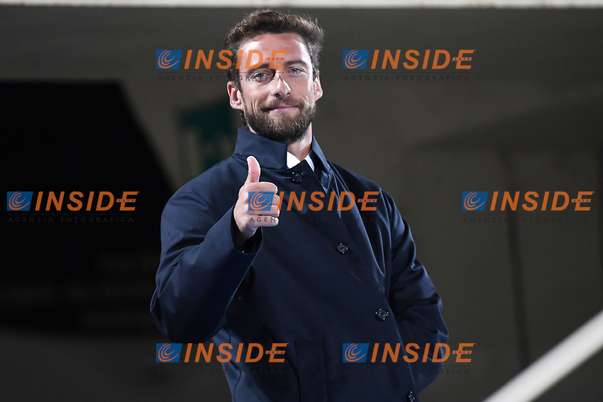 Claudio Marchisio during the friendly football match between Italy and Moldova at Artemio Franchi Stadium in Firenze (Italy), October, 7th 2020. Photo Andrea Staccioli/ Insidefoto