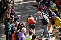 29th May 2021;  Giro D italia stage 20 Valle Spluga to Alpe Motta; Alpecin - Fenix De Bondt, Dries arrives in  Alpe Motta