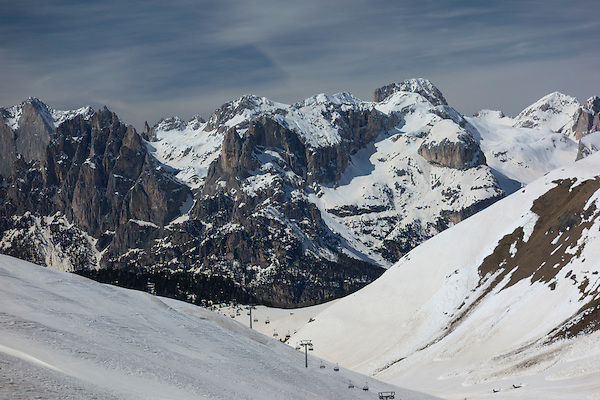 Ciampac Ski Area in the Dolomites, Canazei, Italy, .  John offers private photo tours in Denver, Boulder and throughout Colorado, USA.  Year-round. .  John offers private photo tours in Denver, Boulder and throughout Colorado. Year-round.