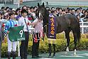 Horse Racing : Naruo Kinen at Hanshin Racecourse