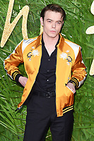 Charlie Heaton<br /> arriving for The Fashion Awards 2017 at the Royal Albert Hall, London<br /> <br /> <br /> ©Ash Knotek  D3356  04/12/2017