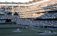 Ballparks: Cleveland--Jacobs Field Game Time.  Indians vs. Red Sox, 8/28/01, Dave Burba pitching.