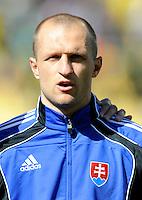 Jan Mucha of Slovakia