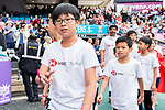 March Past during the HSBC Hong Kong Rugby Sevens 2018 on 07 April 2018, in Hong Kong, Hong Kong. Photo by Christopher Palma / Power Sport Images