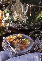 Europe /Irlande/Comté de Wicklow: Filet de saumon irlandais au beurre citronné