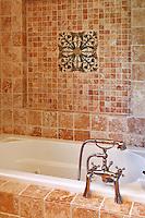 moroccan tiles in the bathroom