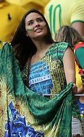 Lady Brazil Fan