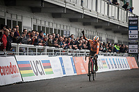 Ceylin Del Carmen Alvarado (NED-Iko Corendon)<br /> <br /> Women U23 Race<br /> UCI CX Worlds 2018<br /> Valkenburg - The Netherlands