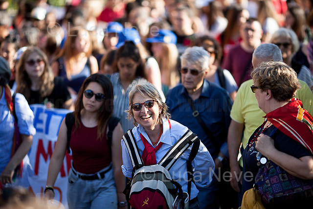 Francesca, Maestra and Pensioner.<br />