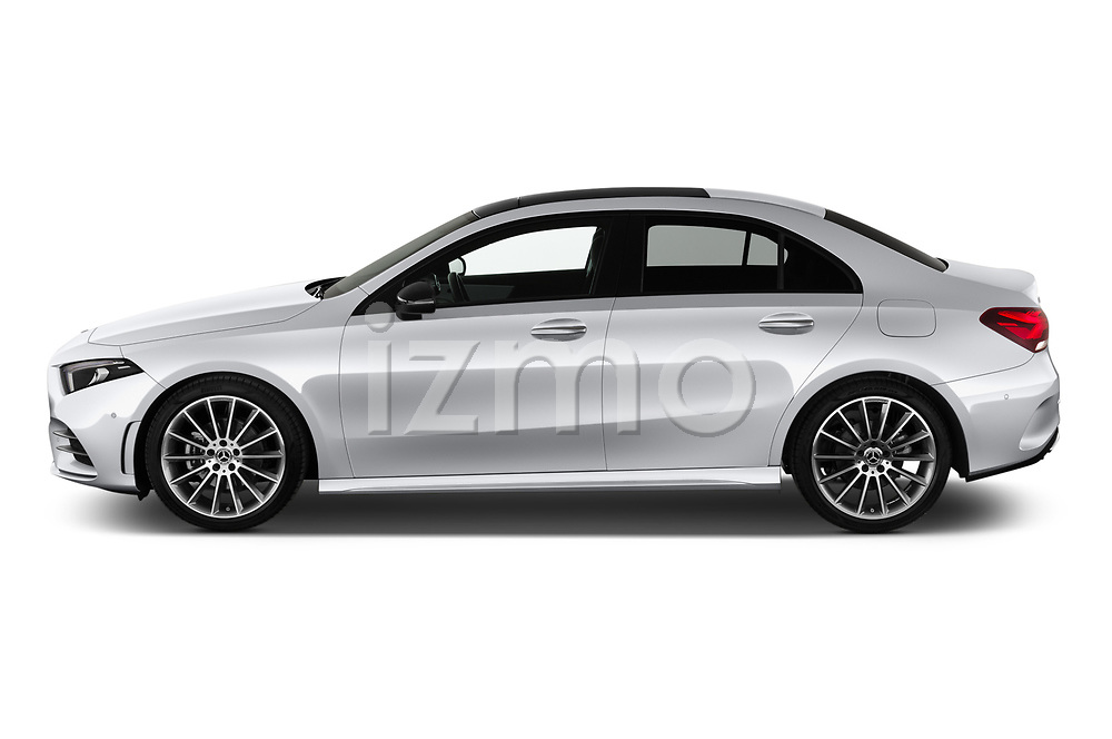 2019 Mercedes Benz A Class   4 Door Sedan