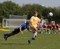 U.S. U17 Men's National Team .Development Academy.vs AFC Lighting.Bradenton, FL.Jan. 27, 2008