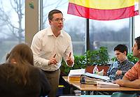 PS Upper School Classroom Spanish 2010-11