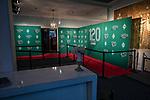 04.02.2019, Dorint Park Hotel Bremen, Bremen, GER, 1.FBL, 120 Jahre SV Werder Bremen - Gala-Dinner<br /> <br /> im Bild<br /> Aussenansicht, Eingangsbereich, <br /> <br /> Der Fussballverein SV Werder Bremen feiert am heutigen 04. Februar 2019 sein 120-jähriges Bestehen. Im Park Hotel Bremen findet anläßlich des Jubiläums ein Galadinner statt. <br /> <br /> Foto © nordphoto / Ewert
