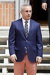 President of the COE, Alejandro Blanco Bravo. June 6,2015. (ALTERPHOTOS/Acero)