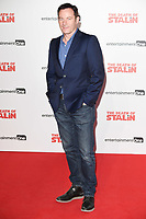 """Jason Isaacs<br /> arriving for the premiere of """"The Death of Stalin"""" at the Curzon Chelsea, London<br /> <br /> <br /> ©Ash Knotek  D3338  17/10/2017"""
